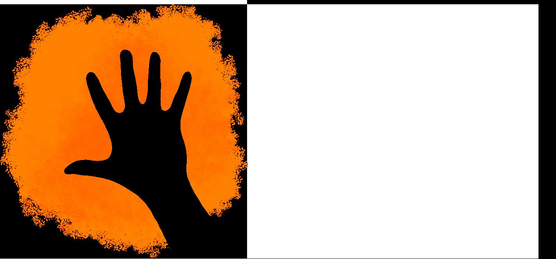 Logo Lebendige Steinzeit mit Untertitel Altes Handwerk - neu begreifen